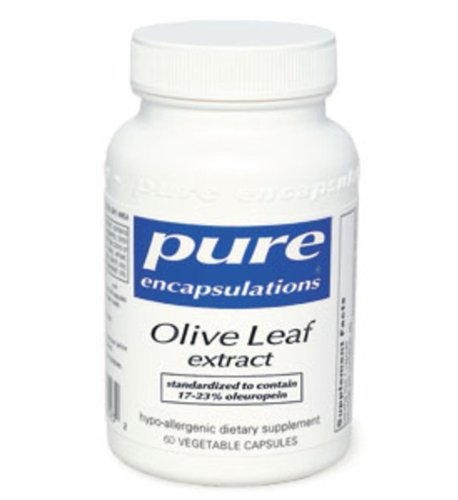 Pure Encapsulations - Olive Leaf Extract 500 Mg 60 Vcaps