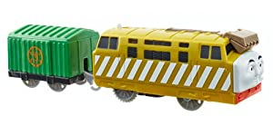 Fisher-Price Thomas The Train - TrackMaster Motorized Diesel 10 Engine