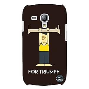 T For Trimph - Nutcase Designer Sasmsung Galaxy S3 MINI Case Cover
