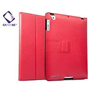Capdase Protective Case Folio Dot for iPad 2 / iPad 3 - Red