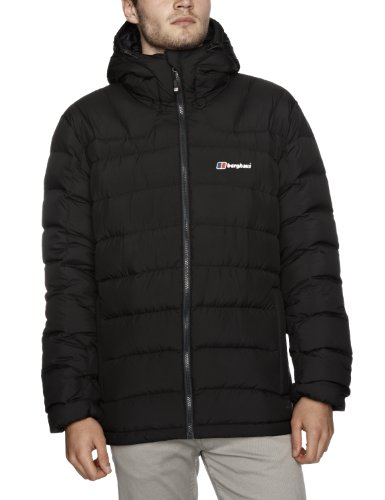 Berghaus Kendale Men's Down Jacket - Black, Large