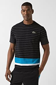 Andy Roddick Super Light Stripe T-Shirt