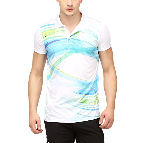 Campus-Sutra-Men-Odourless-Sublimation-Print-White-Dryfit-Jersey