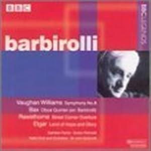 Barbirolli Dirigiert Vaughan W.8