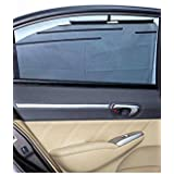Car Automatic Side Window Sun Shade Set Of 4pcs For VERNA FLUDIC