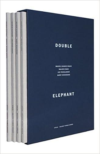 Double Elephant 1973-74: Manuel Álvarez Bravo, Walker Evans, Lee Friedlander, Garry Winogrand