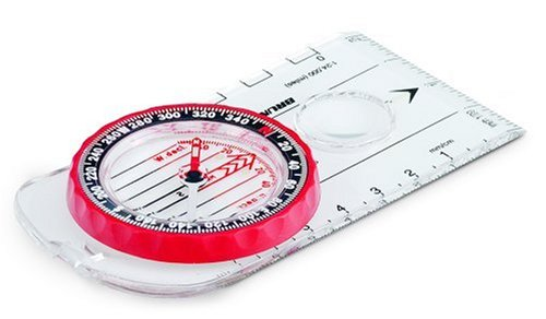 Brunton Baseplate Map Compass
