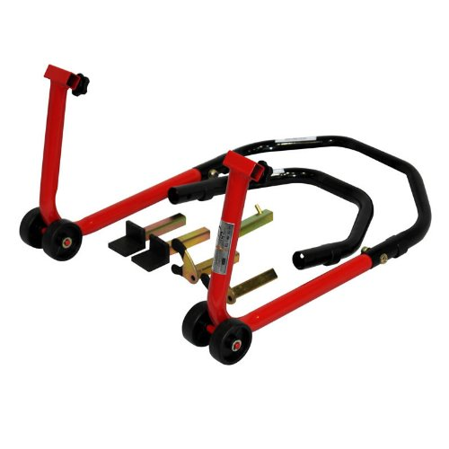 5068 - Black Pro Range B5068 All In One Paddock Stand