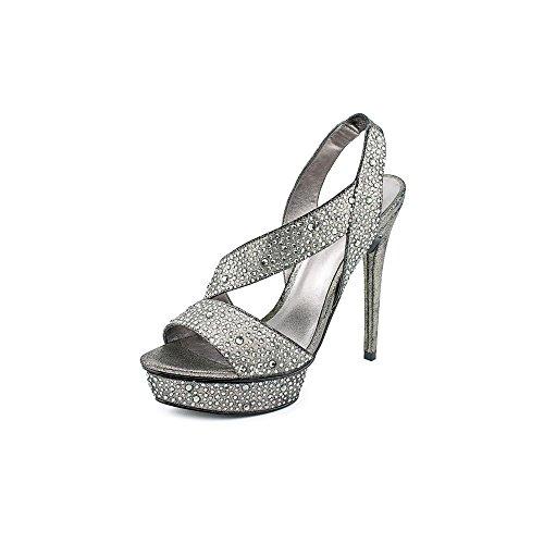 Pelle Moda Adair Femmes Cuir Sandales Compensés