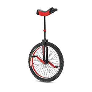 "2010 Torker Unistar DX Unicycle 24"" Black."