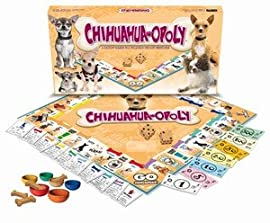 Chihuahua-Opoly (Oversized)