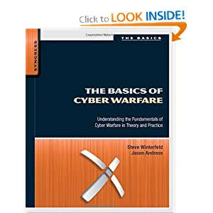 eBook Releases  The Basics of Cyber Warfare