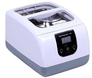 KENDAL 170 WATT 2 LITER (0.53 Gallon) DIGITAL ULTRASONIC CLEANER with HEATER