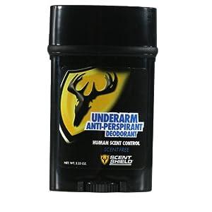 Scent Shield Anti-Perspirant/Deodorant Underarm Stick / Carded