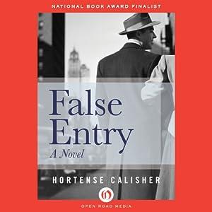 False Entry Audiobook