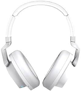 AKG K845 High-Performance Geschlossener Bluetooth Over-Ear Kopfhörer mit NFC, Steuerung und Mikrofon - Weiß
