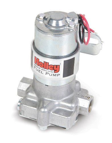 Holley Performance Products 12-815-1 Electric Fuel Pump