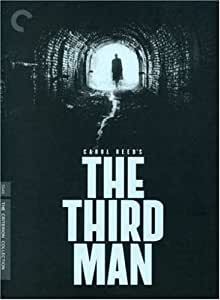 The Third Man: The Criterion Collection (Two-Disc Special Edition) [Import]