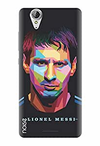 Noise Messi Fans Printed Cover for Acer Liquid Z630/Acer Liquid Z630S
