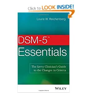 Download book DSM-5 Essentials: The Savvy Clinician's Guide to the Changes in Criteria