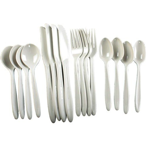 Coleman 16-Piece Polycarbonate Cutlery Set