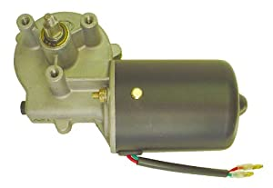 Wondermotor 12V DC Reversible Electric Gear Motor 50 RPM from S&S Tech