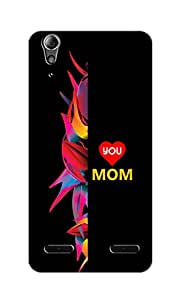 SWAG my CASE Printed Back Cover for Lenovo A6000 Plus
