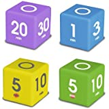 Miracle Cube Timer (Set of 4)