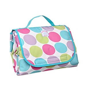 Navigate Candy Waterproof Backed Picnic Canvas Blanket