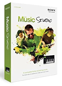 Sony ACID Music Studio 9 from Sony Creative Software Digital Software