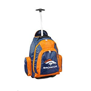 Kr NFL Single Roller Denver Broncos Bowling Bag