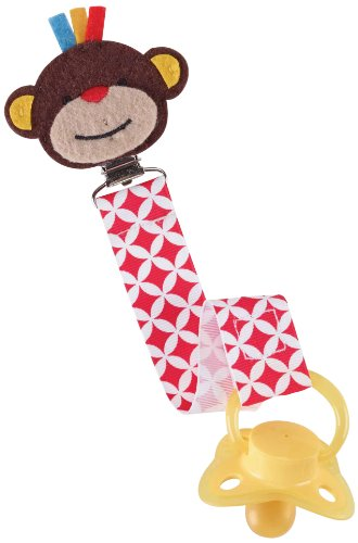 Mud Pie Pacy Clip, Monkey - 1