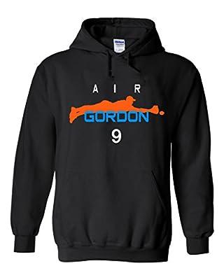 "Dee Gordon Miami Marlins ""Air D. Gordon"" Hooded Sweatshirt"