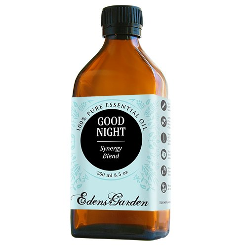 Good Night Synergy Blend Essential Oil by Edens Garden (Comparable to DoTerra's Serenity & Young Living's Peace & Calming Blend)- 250 ml