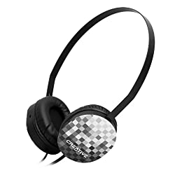 Creative HQ-1450 Headphones (Black)