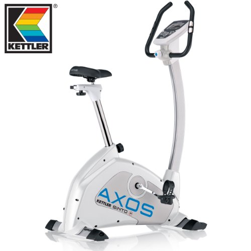 Kettler Sinto P Upright Exercise Bike - 3 Years Parts & Labour Warranty
