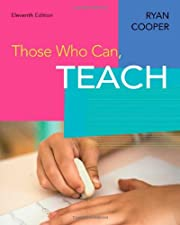 Those Who Can Teach by Kevin Ryan