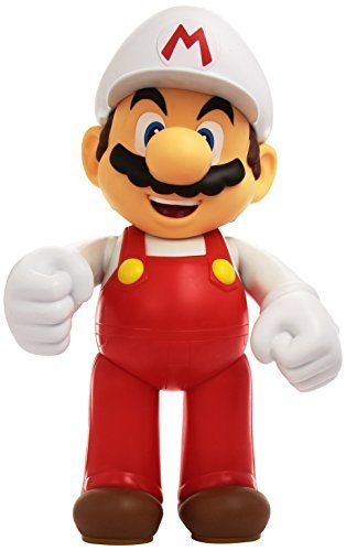 Fire Mario Big Figure Wave 2 Action Figure by World of Nintendo