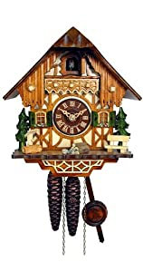 Cuckoo Clock Little black forest house