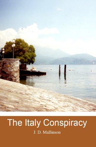 The Italy Conspiracy (Inspector Mason mysteries)