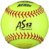 Trump� NFHS-FP-12-Y-ASA 12 Inch Leather .47 Core NFHS Approved Fastpitch ASA Softball (Sold in Dozens)