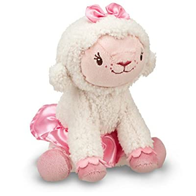 "Disney Jr. Doc McStuffins Lambie 7"" Plush from Disney"