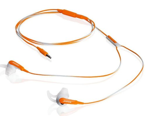 Bose Sie2I Sport Headphones - Orange