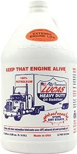 Lucas 10002 Heavy Duty Oil Stabilizer. Gallon from Lucas