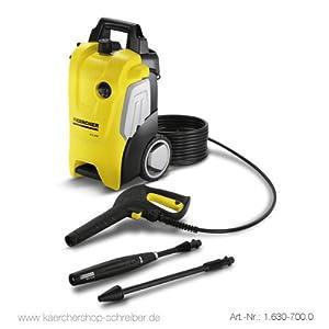Kärcher 16307000 K 5200 compact nettoyeur haute pression 2100 W