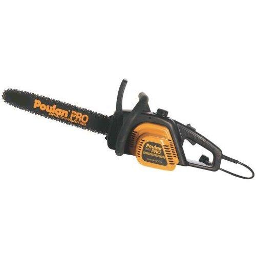 Poulan Pro 400E 18-Inch 4 HP Electric Chain Saw