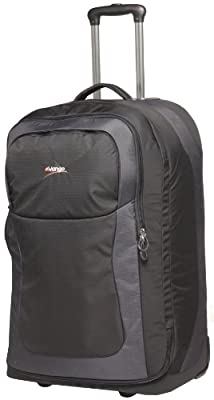 Vango Planet Endeavor 110 Travel Luggage - Black, 110 Litres by Vango