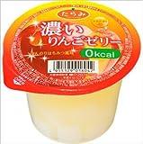 たらみ 濃いりんごゼリー 0kcal(290g×6個)
