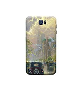 EPICCASE Premium Printed Back Case Cover With Full protection For Samsung Galaxy S6 (Designer Case)