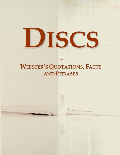 Discs: Webster's Quotations, Facts and Phrases